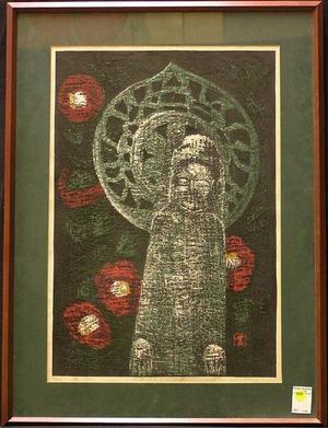 河野薫: Camellia G- Tsubaki- LE - Japanese Art Open Database