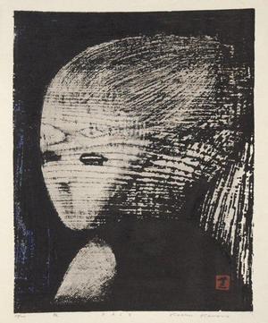 河野薫: Face- LE - Japanese Art Open Database