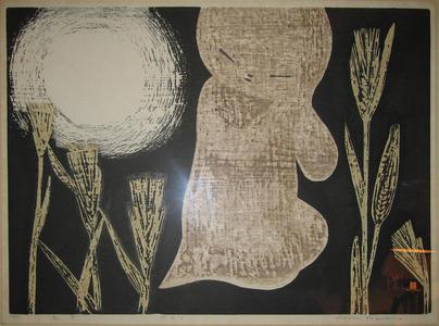 河野薫: May- Mugi- LE - Japanese Art Open Database