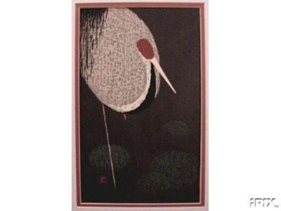 河野薫: Sacred Lake - Japanese Art Open Database