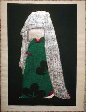 河野薫: Snow Camellia, LE - Japanese Art Open Database