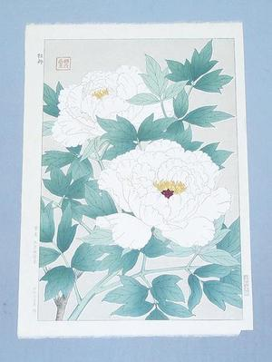 Kawarazaki Shodo: Flowers 9 - Japanese Art Open Database