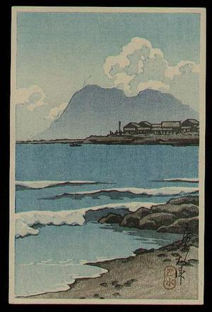Kawase Hasui: Otsu - Japanese Art Open Database