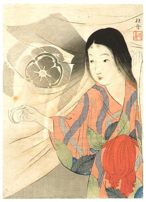 Takeuchi Keishu: Tora Gozen - Japanese Art Open Database