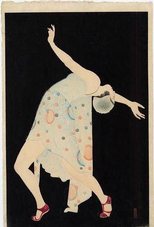 Kiyoshi Kobayakawa: The Dancer - Japanese Art Open Database