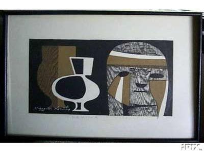 Kiyoshi Saito: Haniwa - Japanese Art Open Database