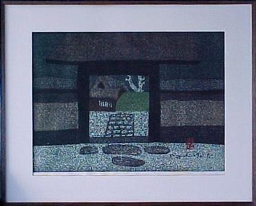 Kiyoshi Saito: ONRI-AN KYOTO - Japanese Art Open Database