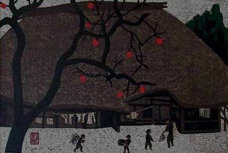 Kiyoshi Saito: Unknown title - Japanese Art Open Database