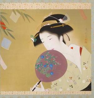 喜多川秀麿: Milky Way Festival — Tanabata - Japanese Art Open Database