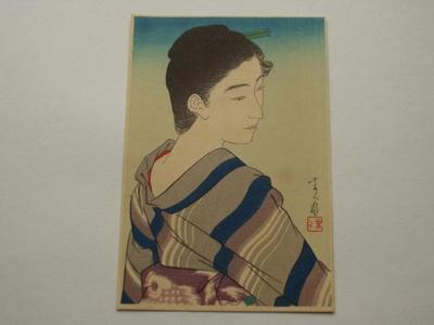 鳥居言人: Early summer fine weather — 五月晴 - Japanese Art Open Database