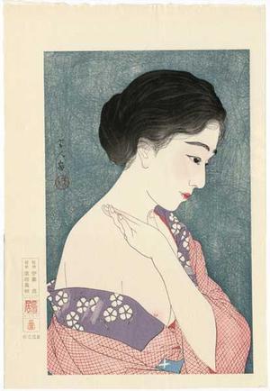 Torii Kotondo: Make-up — 化粧 - Japanese Art Open Database