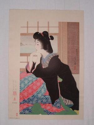 鳥居言人: Snow (Yuki) — 雪 - Japanese Art Open Database