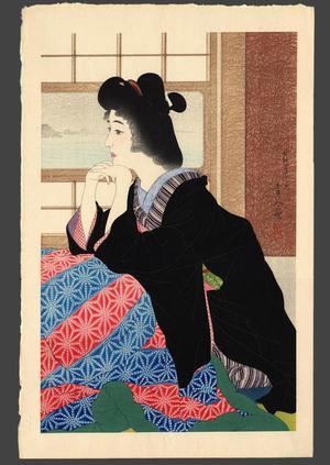 鳥居言人: Snow (Yuki) — 雪 - Japanese Art Open Database