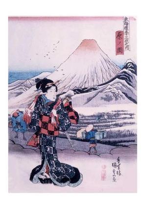 歌川国貞: Hara — 原 - Japanese Art Open Database