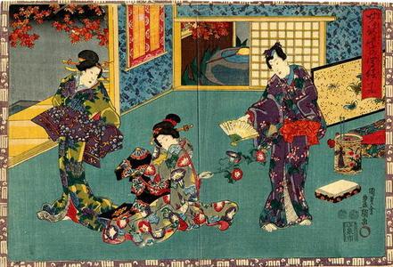 Utagawa Kunisada: CH 19 - Japanese Art Open Database
