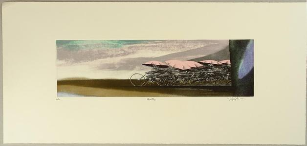 Kuroda Shigeki: Coasting - Japanese Art Open Database