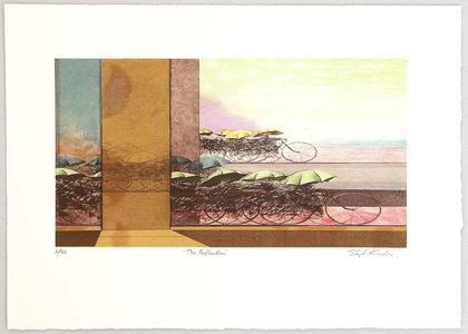 Kuroda Shigeki: The Reflection - Japanese Art Open Database