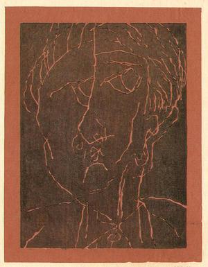 Mabuchi Toru: A Man - Japanese Art Open Database
