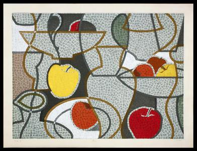 馬淵聖: Apples - Japanese Art Open Database