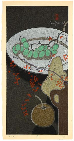 Mabuchi Toru: Fruits - Japanese Art Open Database