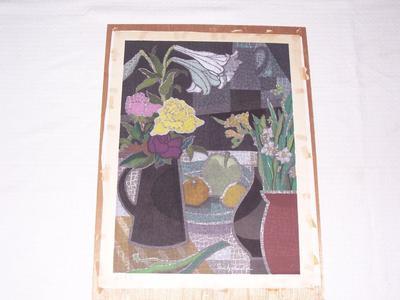 Mabuchi Toru: Sweet Spring at the Table - Japanese Art Open Database
