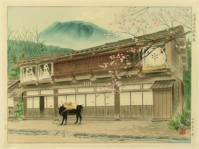Mori Masamoto: Masugata Tea Shop - Japanese Art Open Database