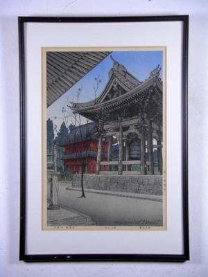 Nouet Noel: Ikegamihonmonji Temple — 池上本門寺 - Japanese Art Open Database