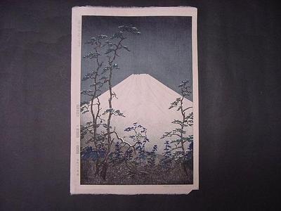 Okada Koichi: Fuji - Japanese Art Open Database