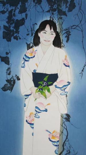 Okamoto Yoshimi: First Love 14 - Japanese Art Open Database