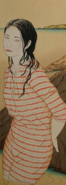 Okamoto Yoshimi: First Love 8 B - Japanese Art Open Database