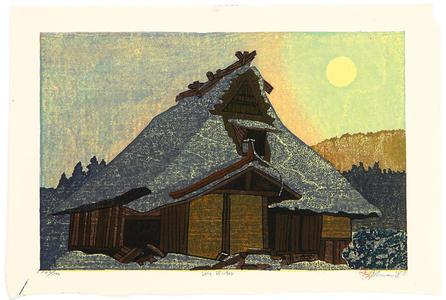 Rome Joshua: Late Winter - Japanese Art Open Database