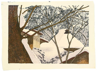 Rome Joshua: Snow Bound - Japanese Art Open Database