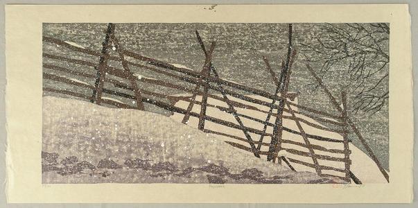 Rome Joshua: Winter Sky - Japanese Art Open Database
