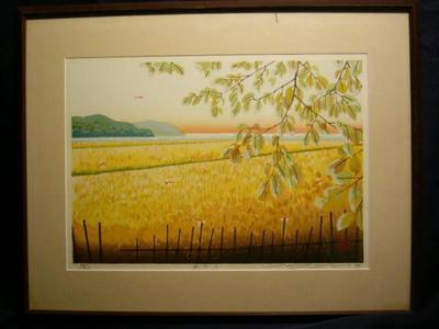 Sano Seiji: Autumn — 秋づく - Japanese Art Open Database