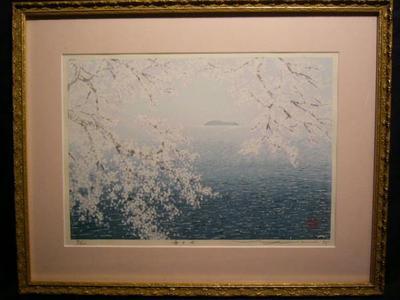 Sano Seiji: Spring Wind - Japanese Art Open Database