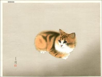 Seicho: Cat - Japanese Art Open Database