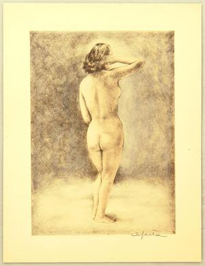 Seiler, Willy: Nude - Japanese Art Open Database