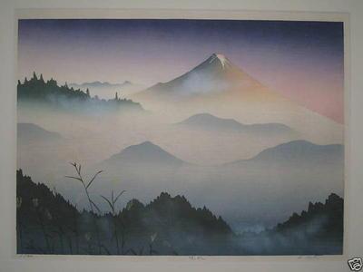 Kusaka Kenji: Late fall — 晩秋 - Japanese Art Open Database