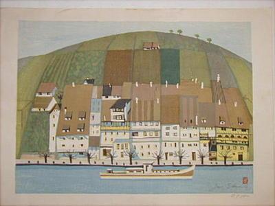 Sekino Junichiro: Unknown title - Japanese Art Open Database