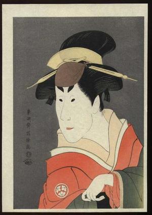 東洲斎写楽: The Actor Osagawa Tsuneyo2 — 二世小佐川常世 - Japanese Art Open Database
