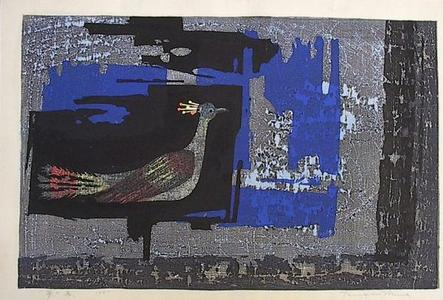 Shima Tamami — 島 珠実: Dream Bird - Japanese Art Open Database