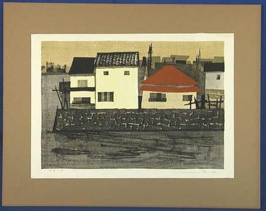 Shima Tamami — 島 珠実: Seaside House — 海岸の家 - Japanese Art Open Database