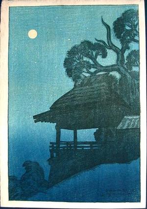 Ito Shinsui: Ishiyamadera - Japanese Art Open Database
