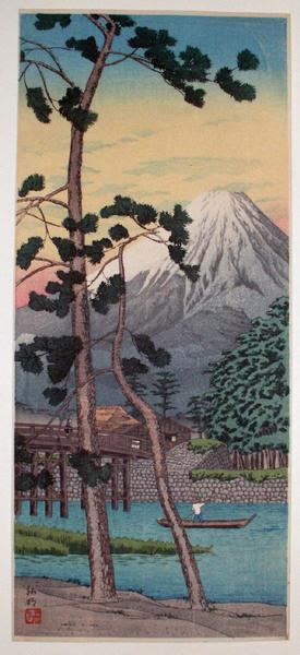 Shotei Takahashi: Tagonoura - Japanese Art Open Database