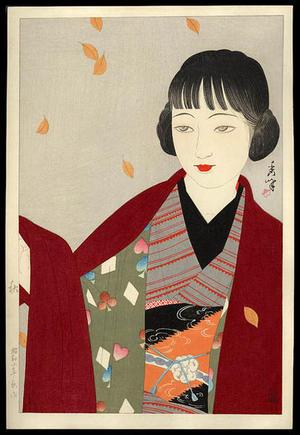 Shuho Yamakawa: Autumn - Japanese Art Open Database