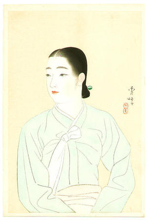Shuho Yamakawa: Korean Beauty - Japanese Art Open Database
