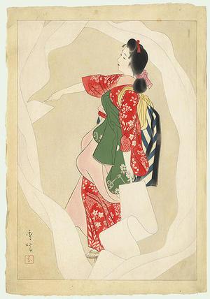Shuho Yamakawa: Nunozarashi - Dance - Japanese Art Open Database