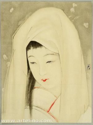 Shuho Yamakawa: Snow Maiden - Japanese Art Open Database