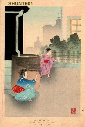 宮川春汀: KAKURENBO - Japanese Art Open Database