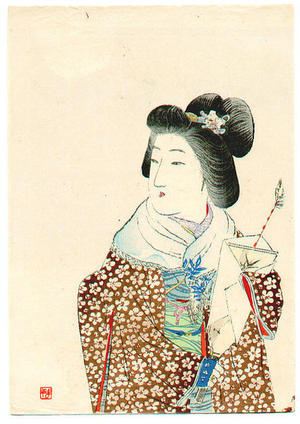 Suzuki Kason: Oihago - Japanese Art Open Database
